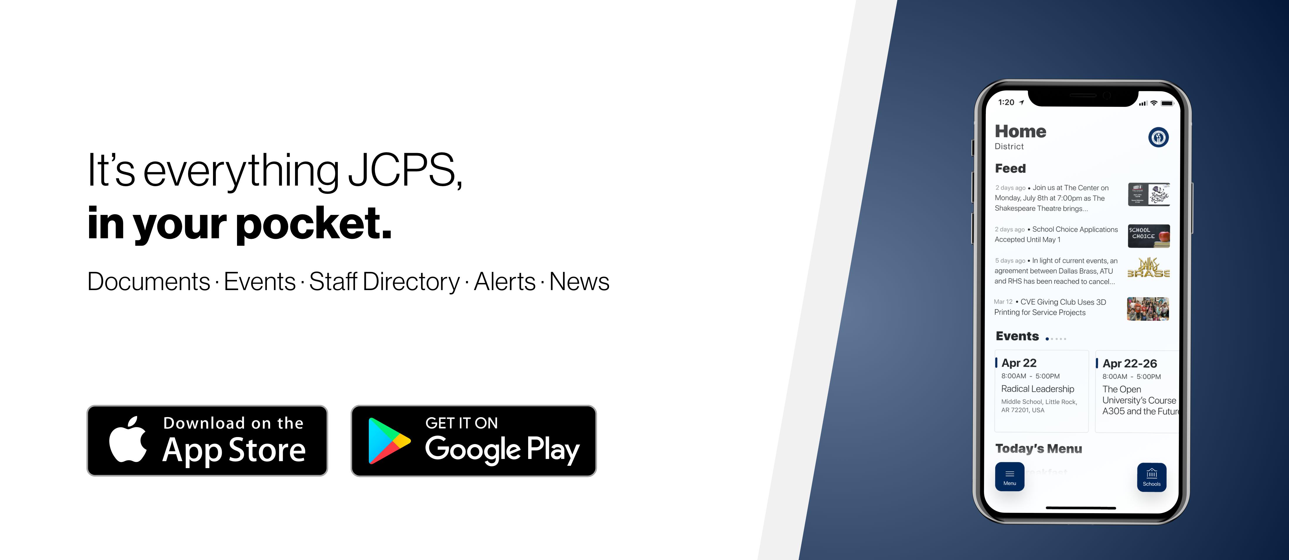 Jones Co's New App