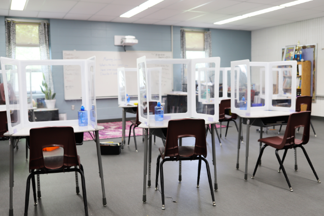 elem classroom