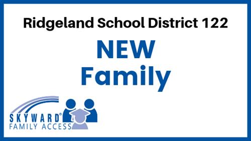 New Family Registration