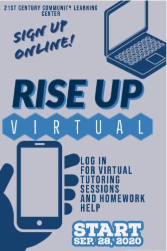 Rise UP! After School Program information