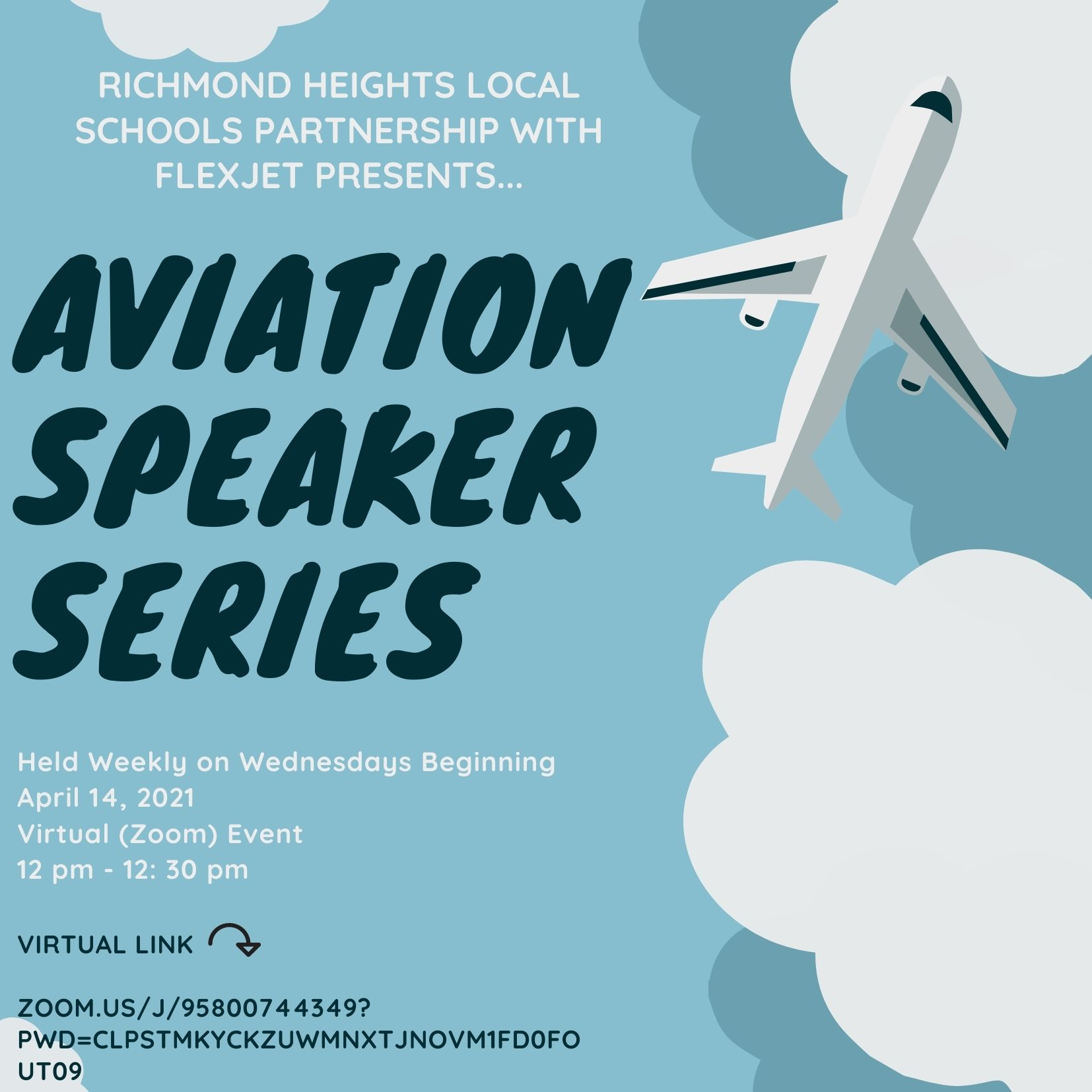 Image Aviation Speaker Series