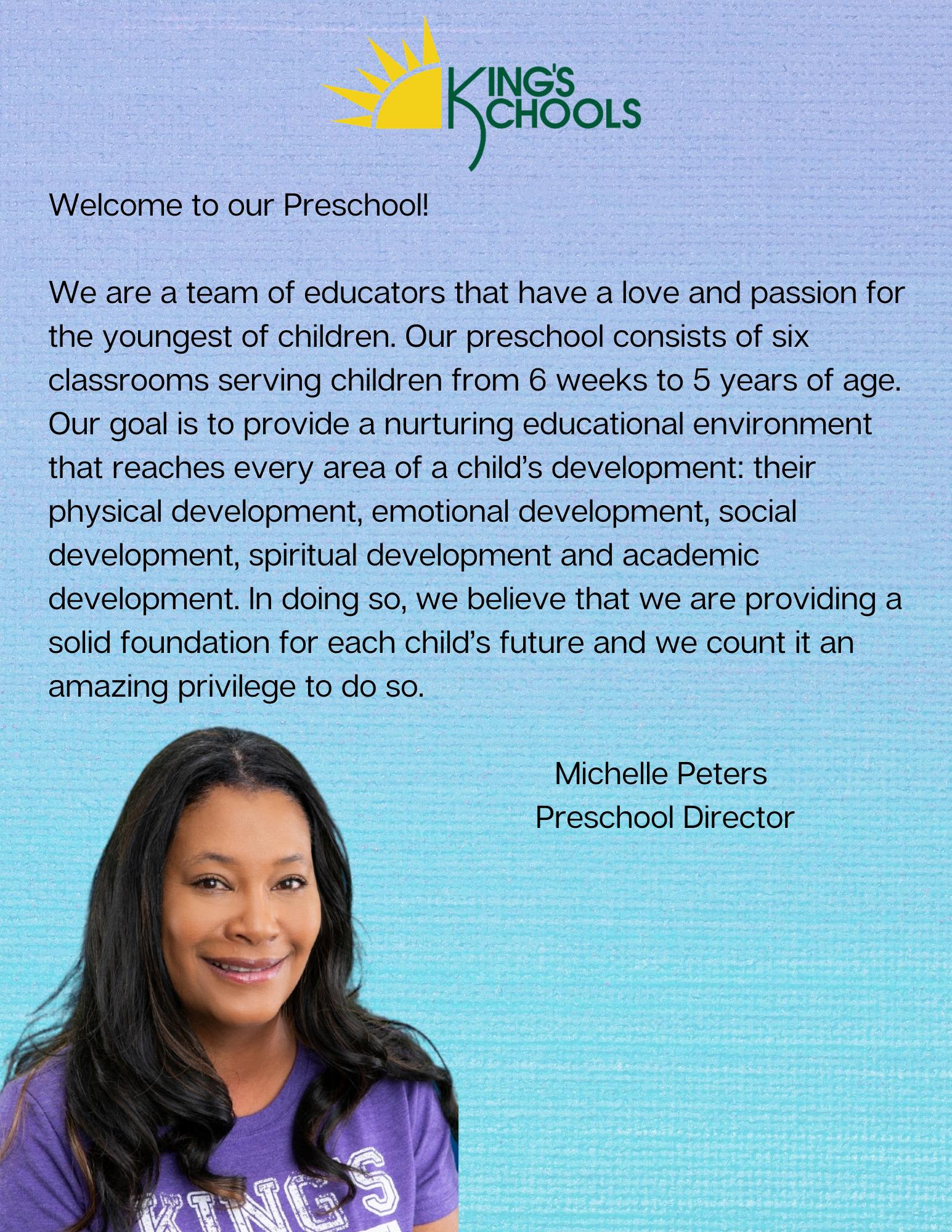 About Preschool