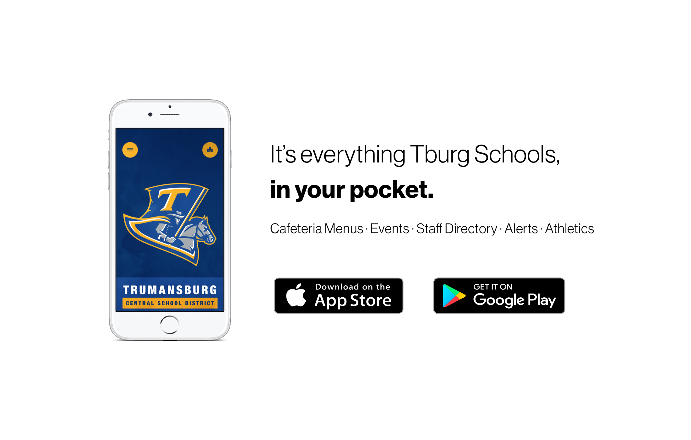 It's everything Tburg Schools in your pocket