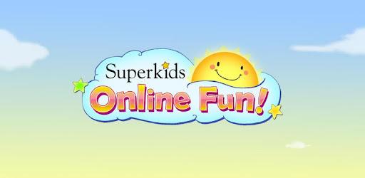 Superkids Online Fun!