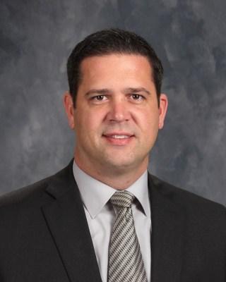 Dr. Michael Miller, Superintendent