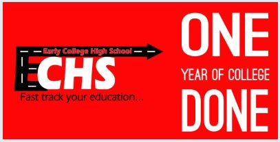 ECHS One year of college done