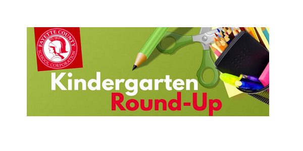 PRE-REGISTRATION FOR KINDERGARTEN ENROLLMENT