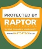 Protected by Raptor logo