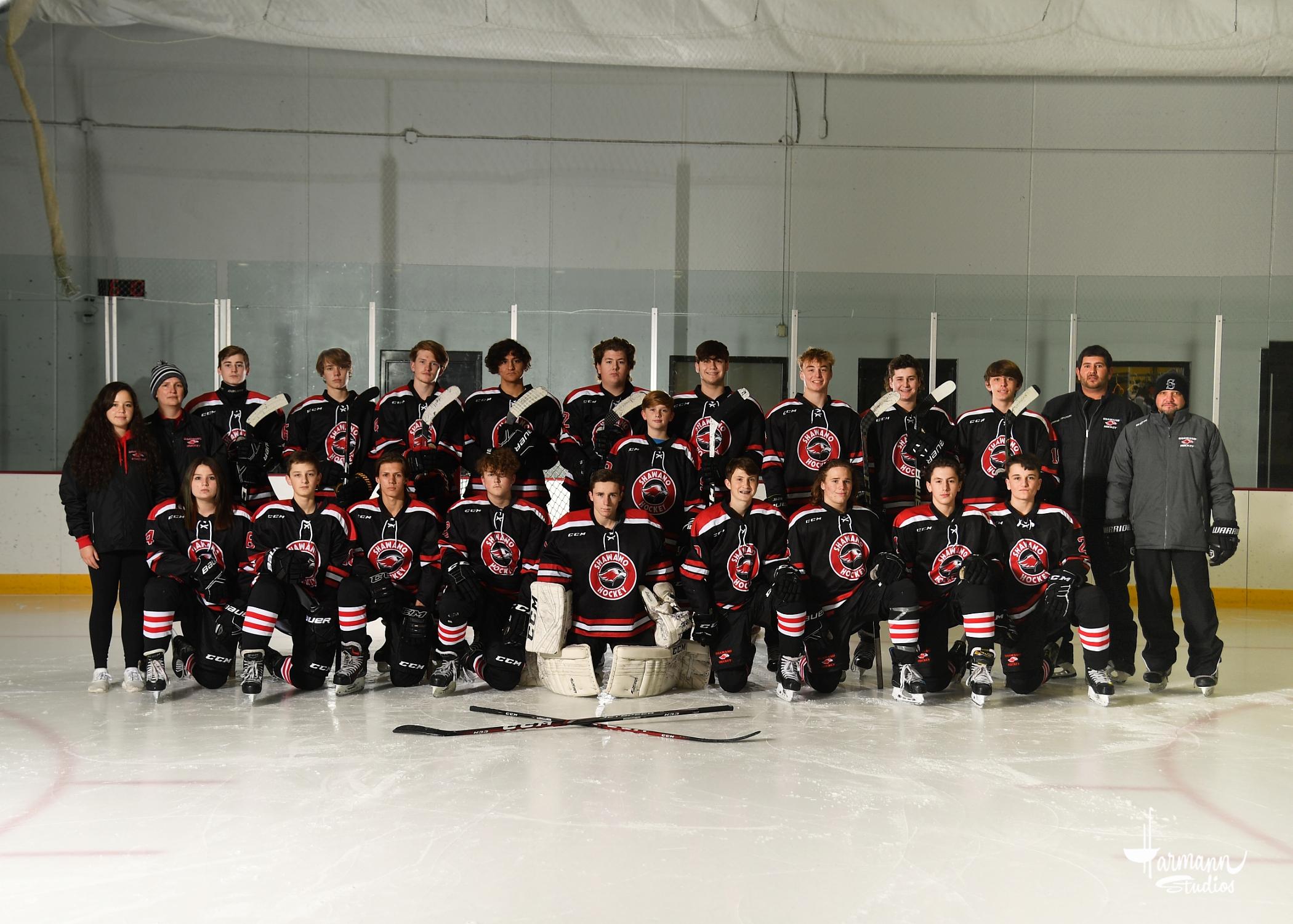 2020-21 Hockey Team