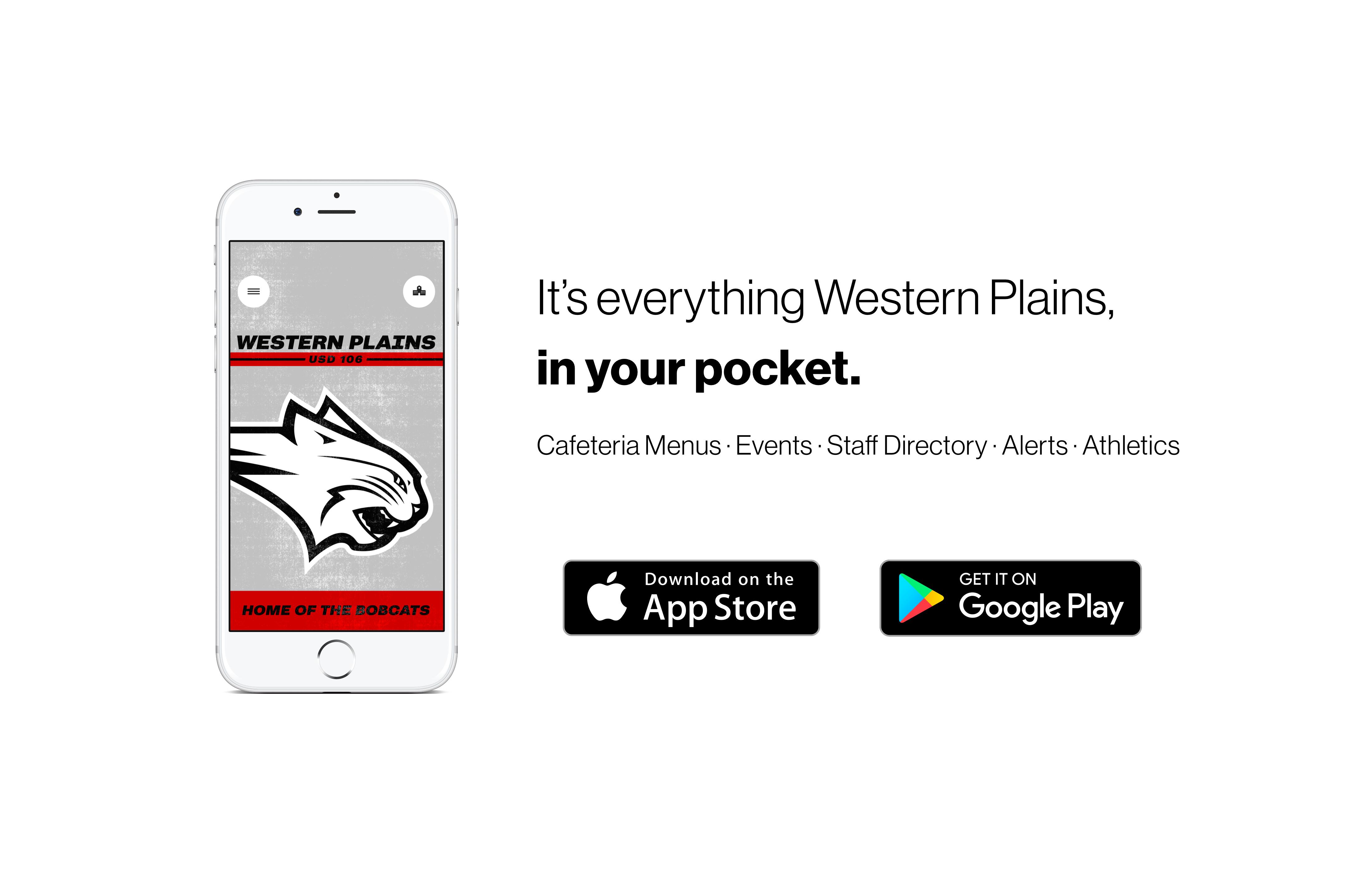 Western Plains App Advertisement