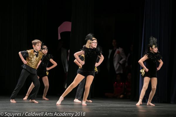 Dance Showcase 1