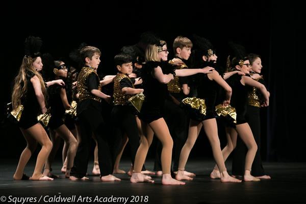 Dance Showcase 5