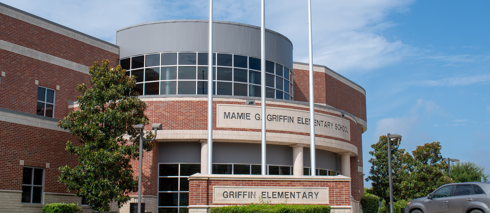 Griffin Elementary school front