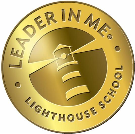 Leader In Me Lighthouse School logo