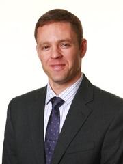 A photo of Dr. Jeremy Henrichs.