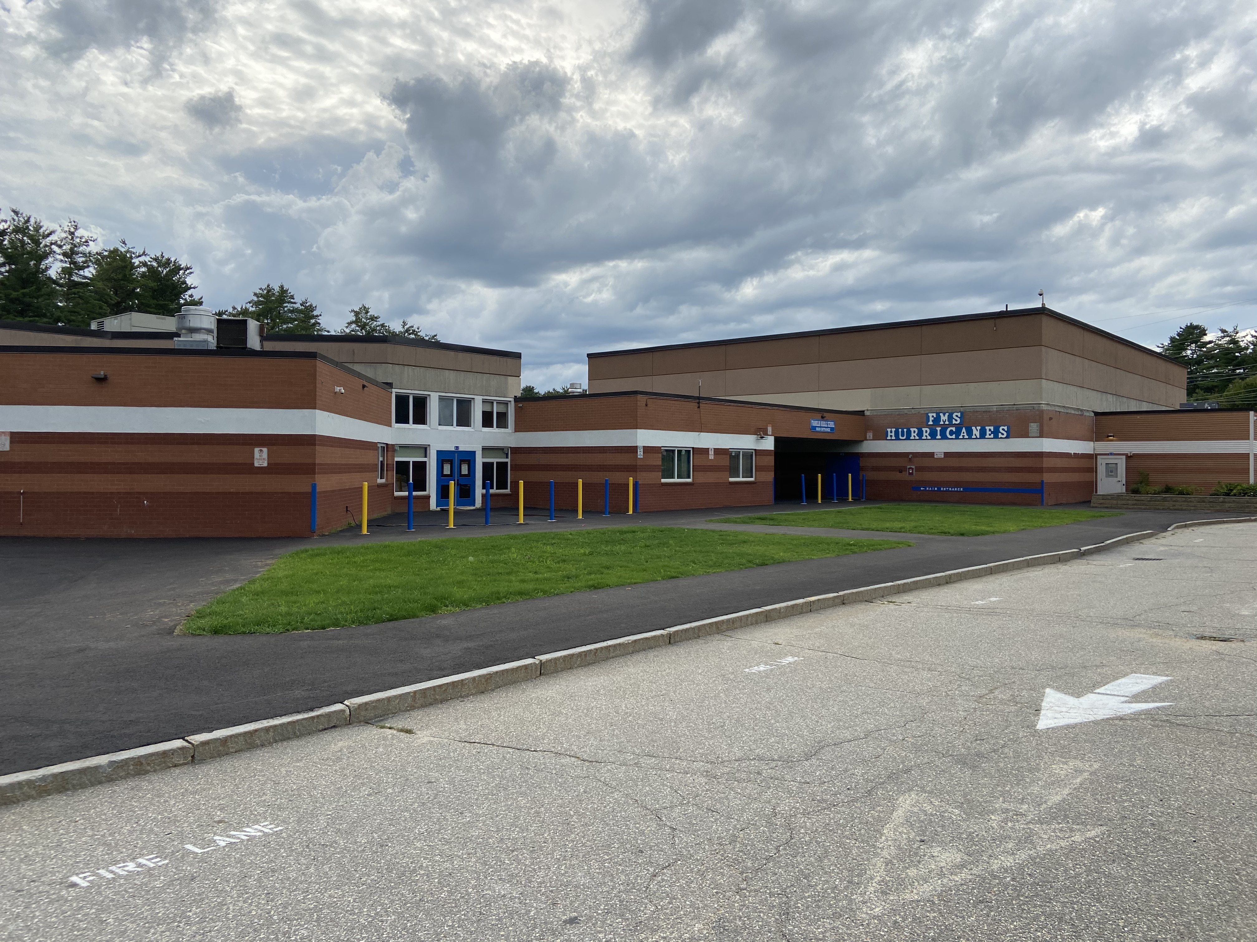 New School Entry