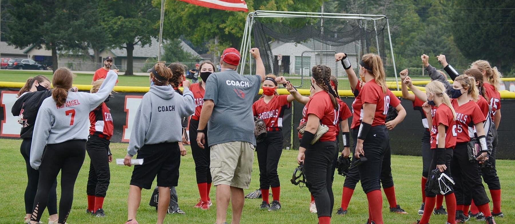 2020 Softball Regionals Win