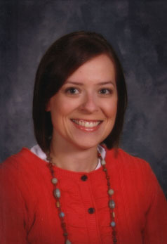 A photo of Mrs. Kelly.