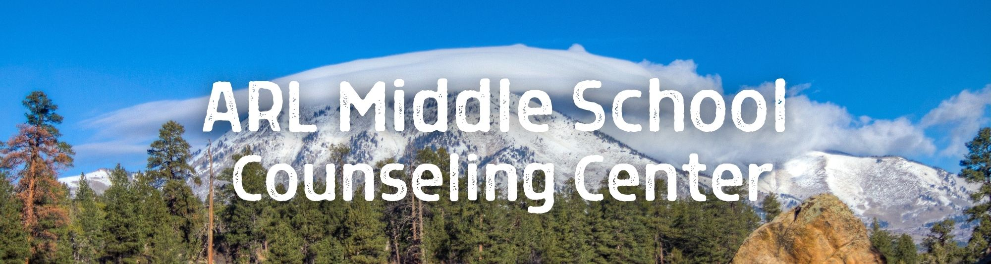 ARL Middle School Counseling Center