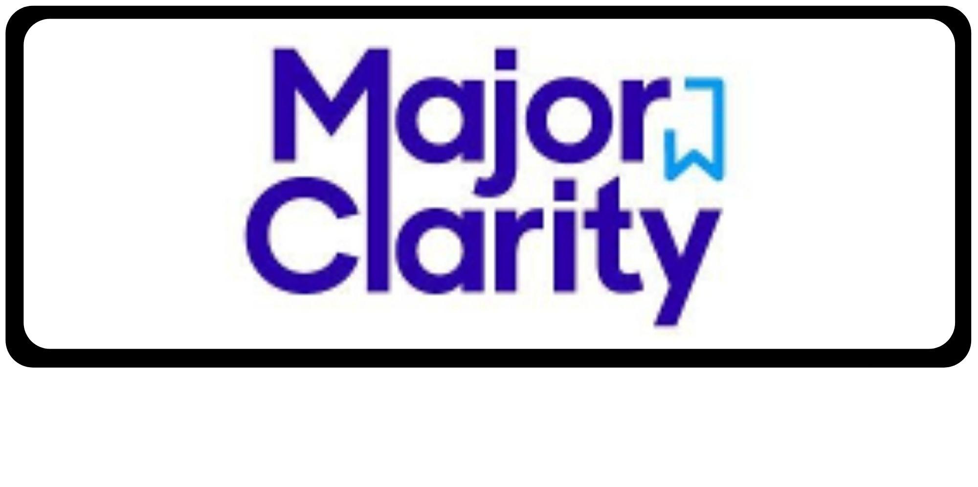 Major Clarity