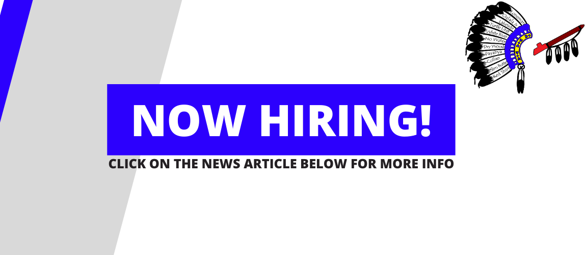 now hiring! click on the news article below learn more!
