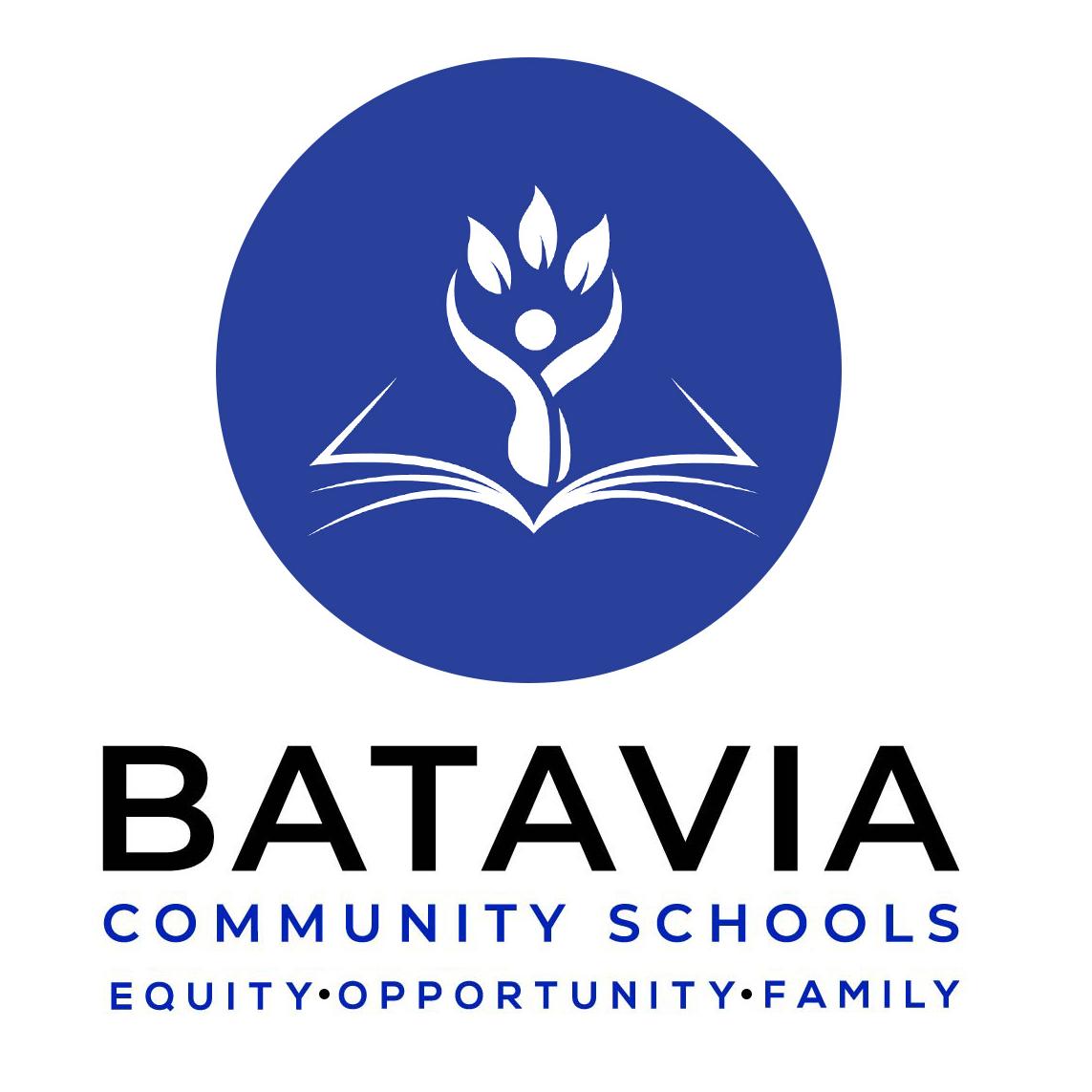 Batavia Community Schools logo