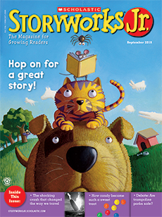 Storyworks Jr.