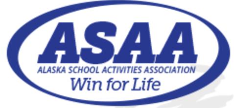 Alaska School Activities Association Logo