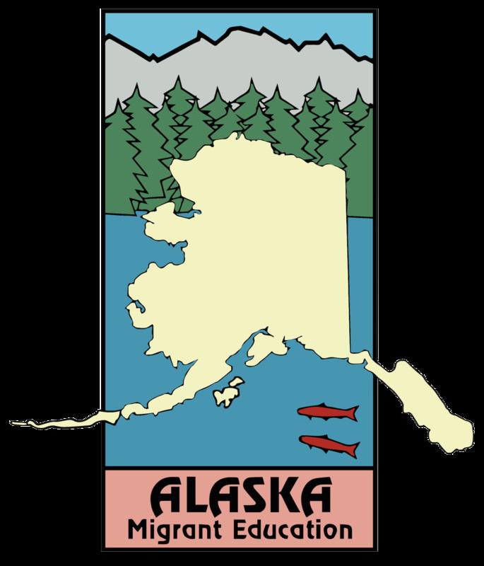 Alaska Migrant Education Logo
