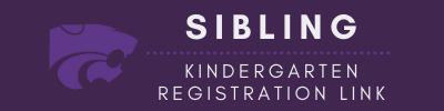 sibling kinder registration link