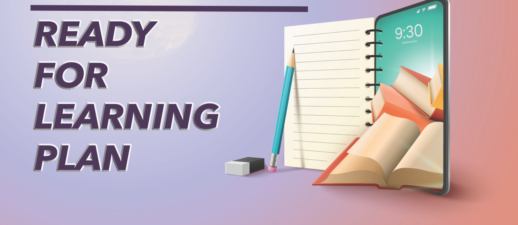 Click the Ready For Learning Plan button below to help your child prepare for school re-entry this fall.