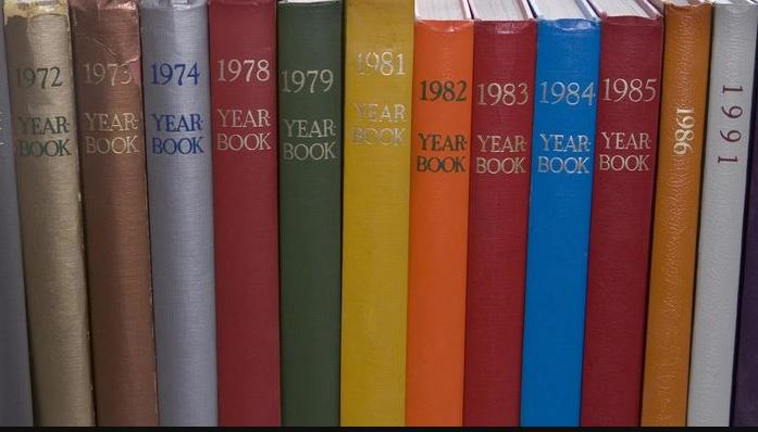 yearbook library image