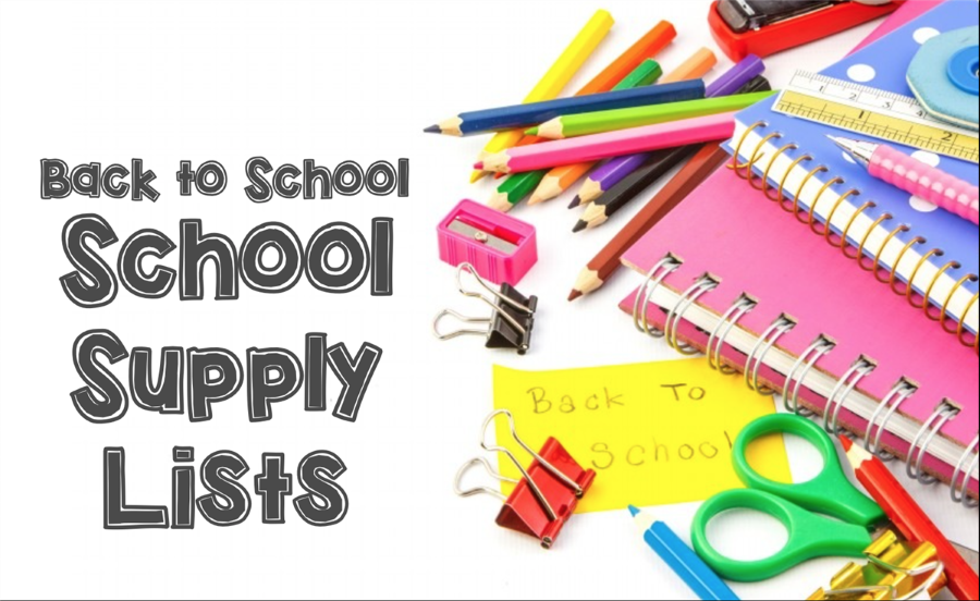 school supplies 3