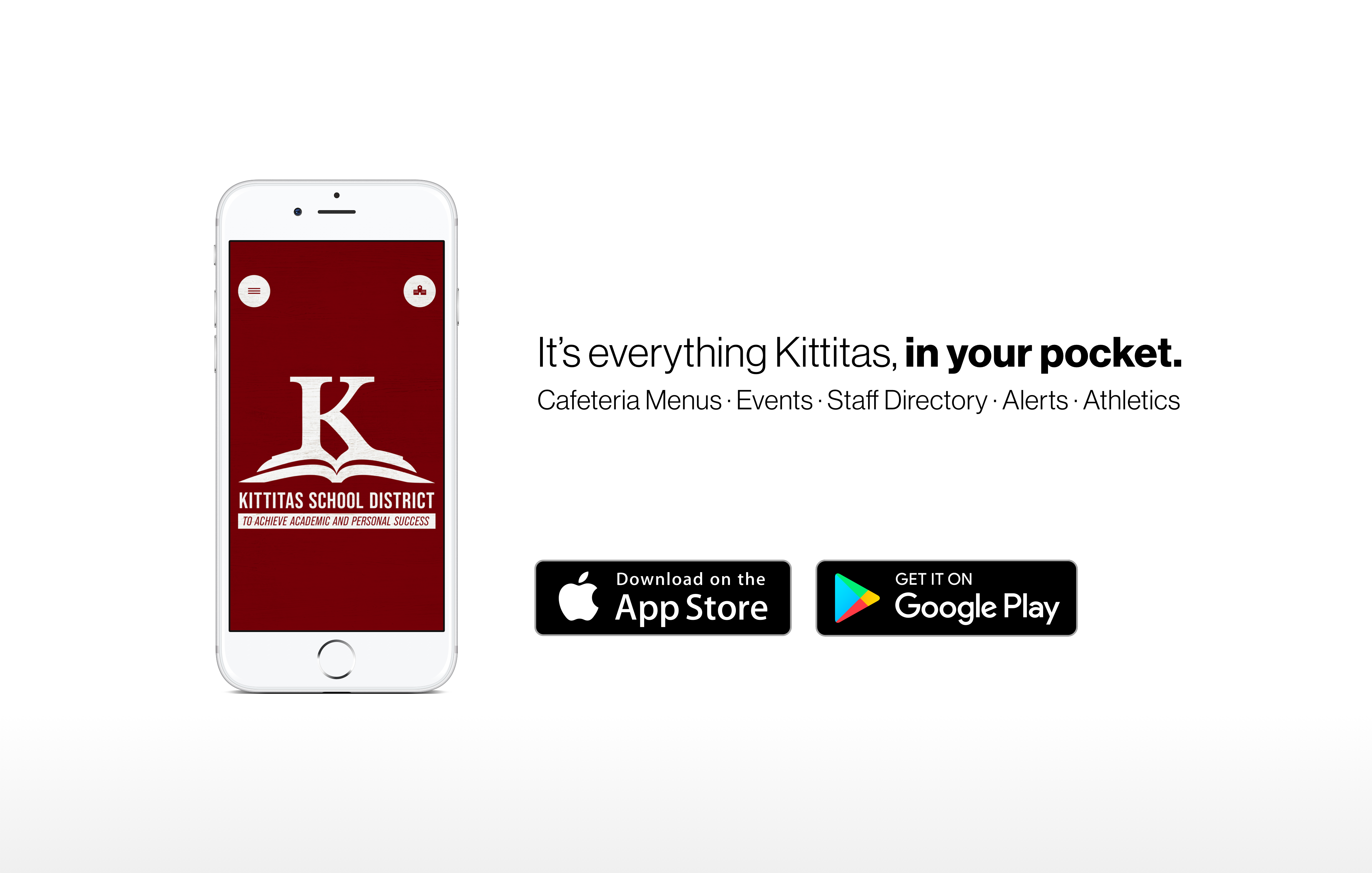 It's everything Kittitas, in your pocket.