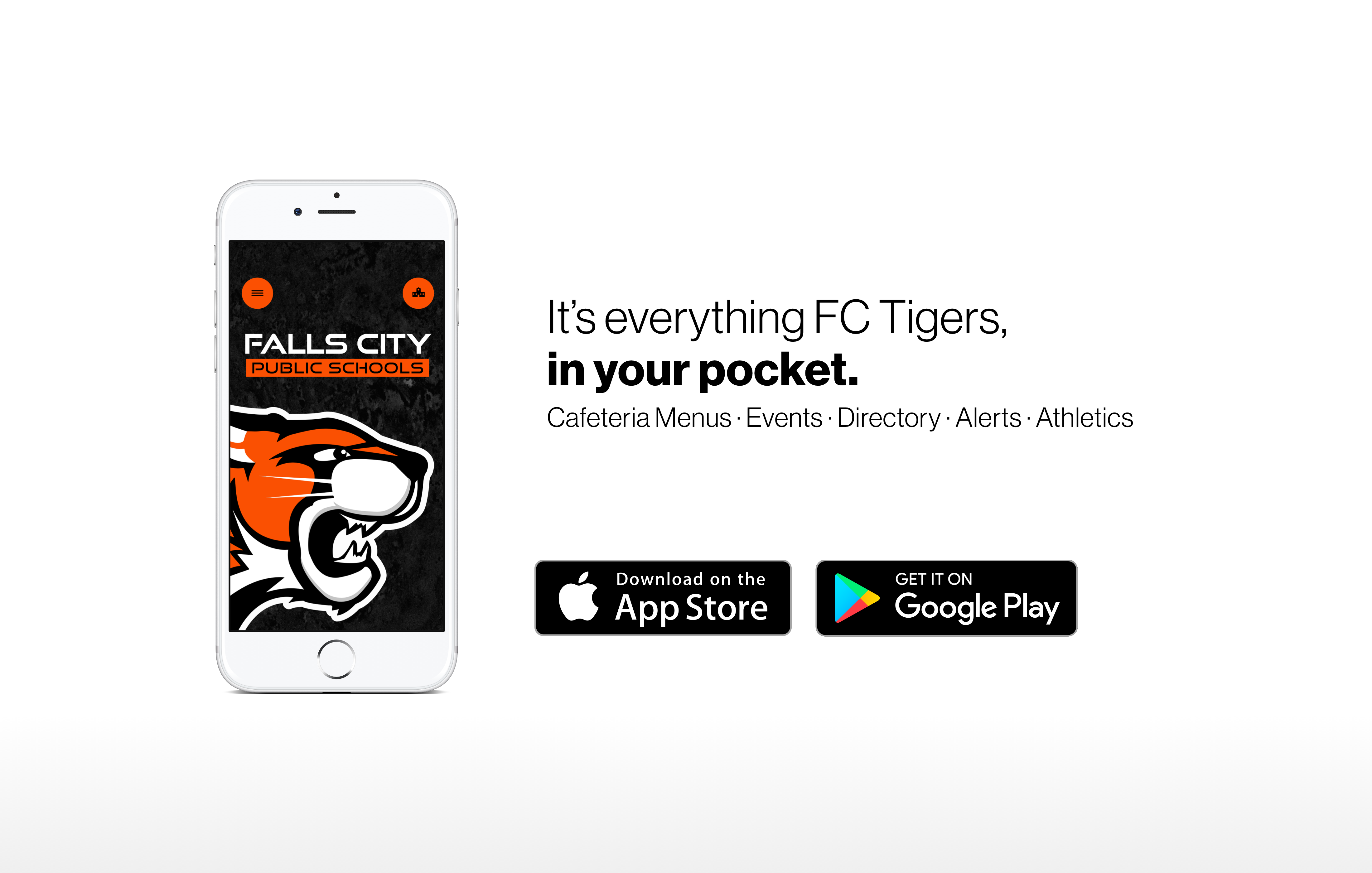 It's everything FC Tigers in your pocket