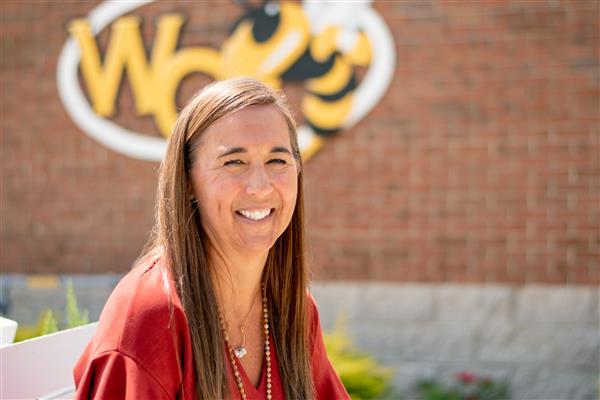 Mrs. Lori Ogden Dear- Senior Counselor