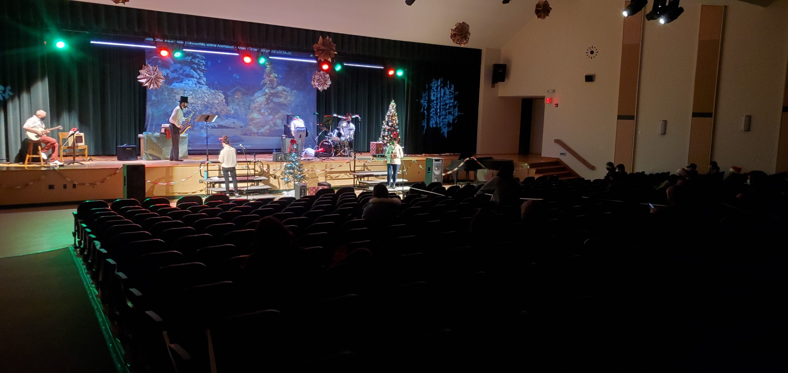 Faculty Holiday Concert