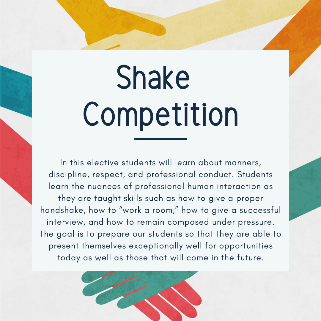 Shake Competition