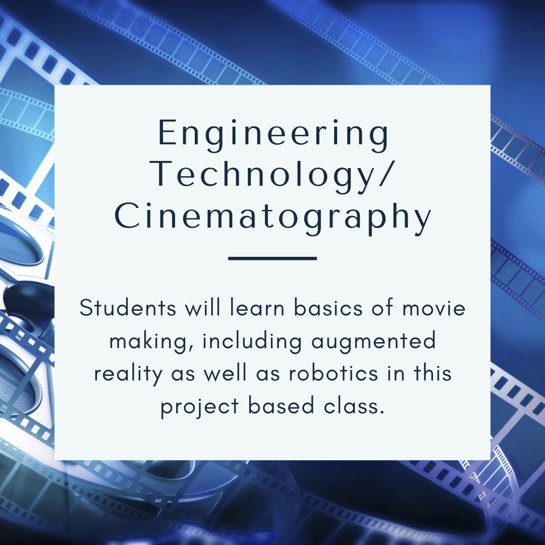 Engineering Technology and Cinematography