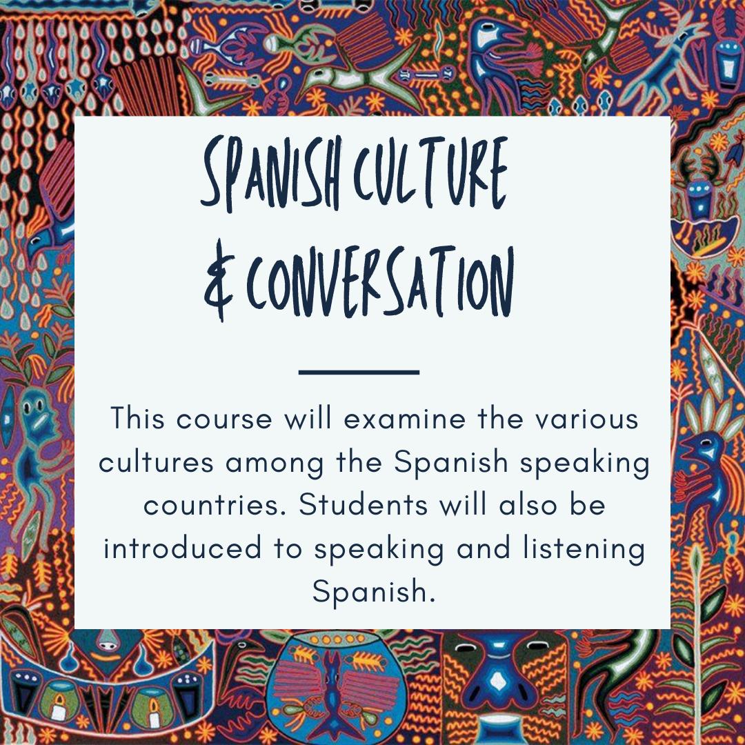 Spanish Culture & Conversation