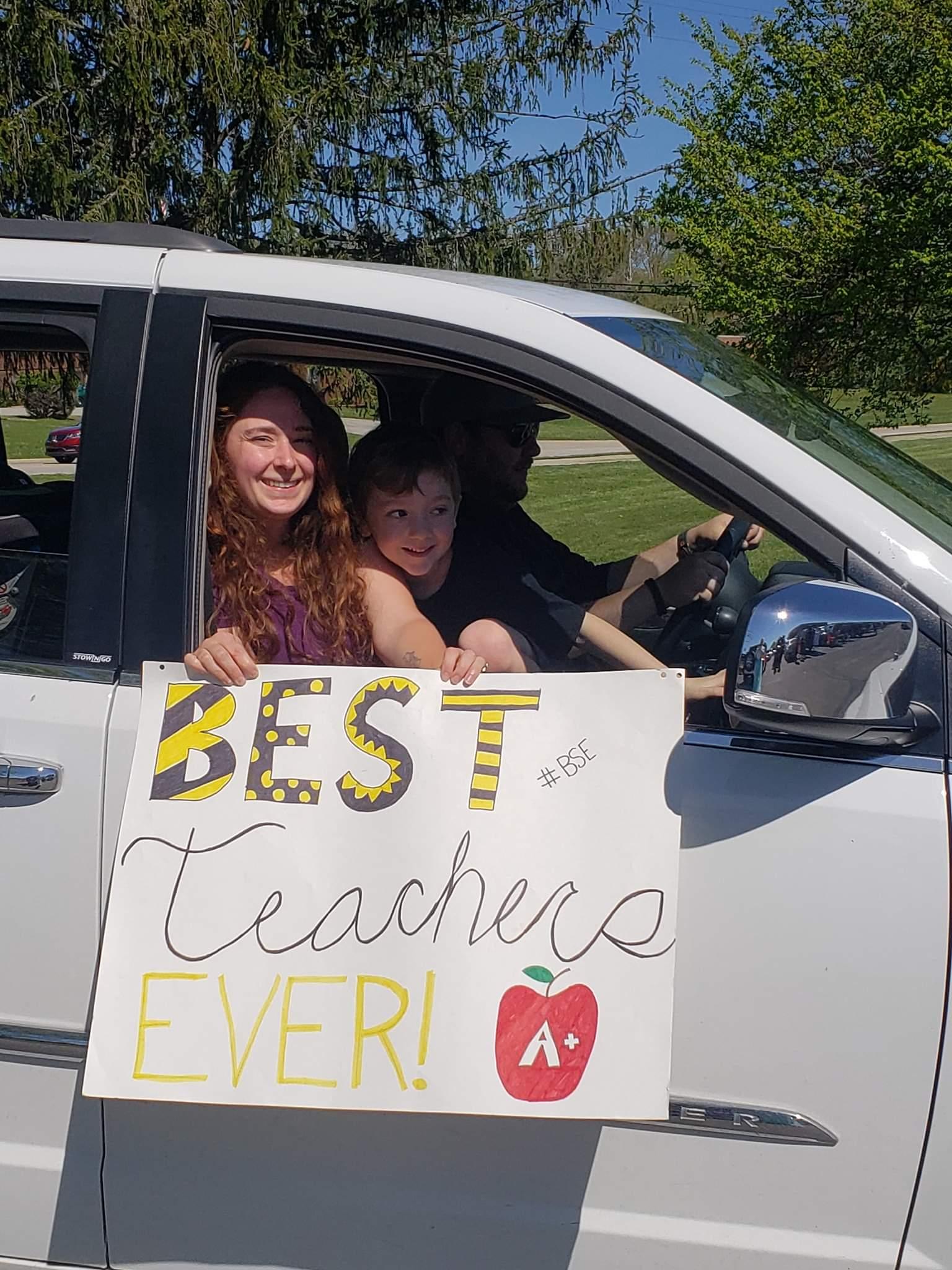 Best teachers ever