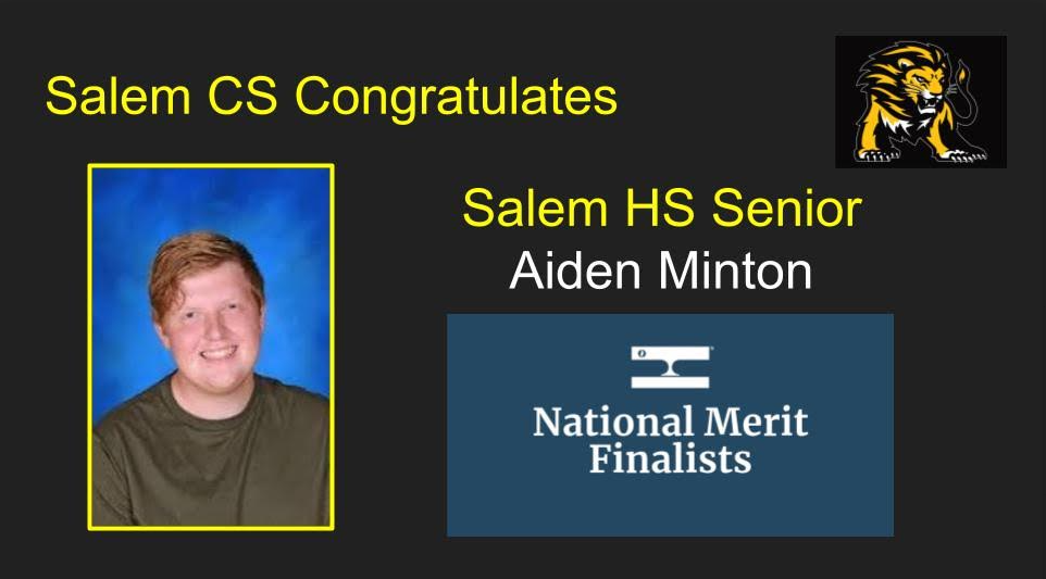 Congrats Aiden
