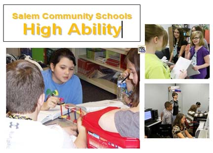 SCS High Ability collage