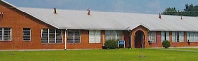 Alternative Education Center Front Entrance