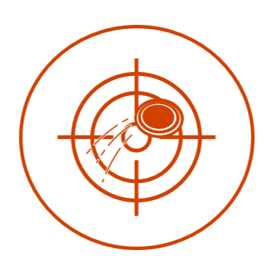 Clay Target Icon