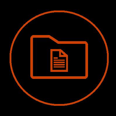 Health Files Icon
