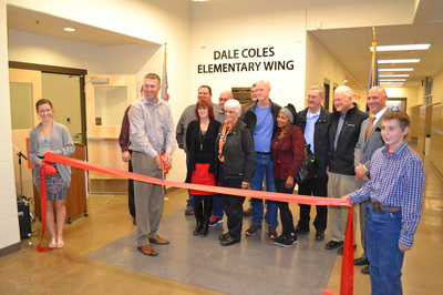 Grand Opening of Dales Coles Elementary Wing