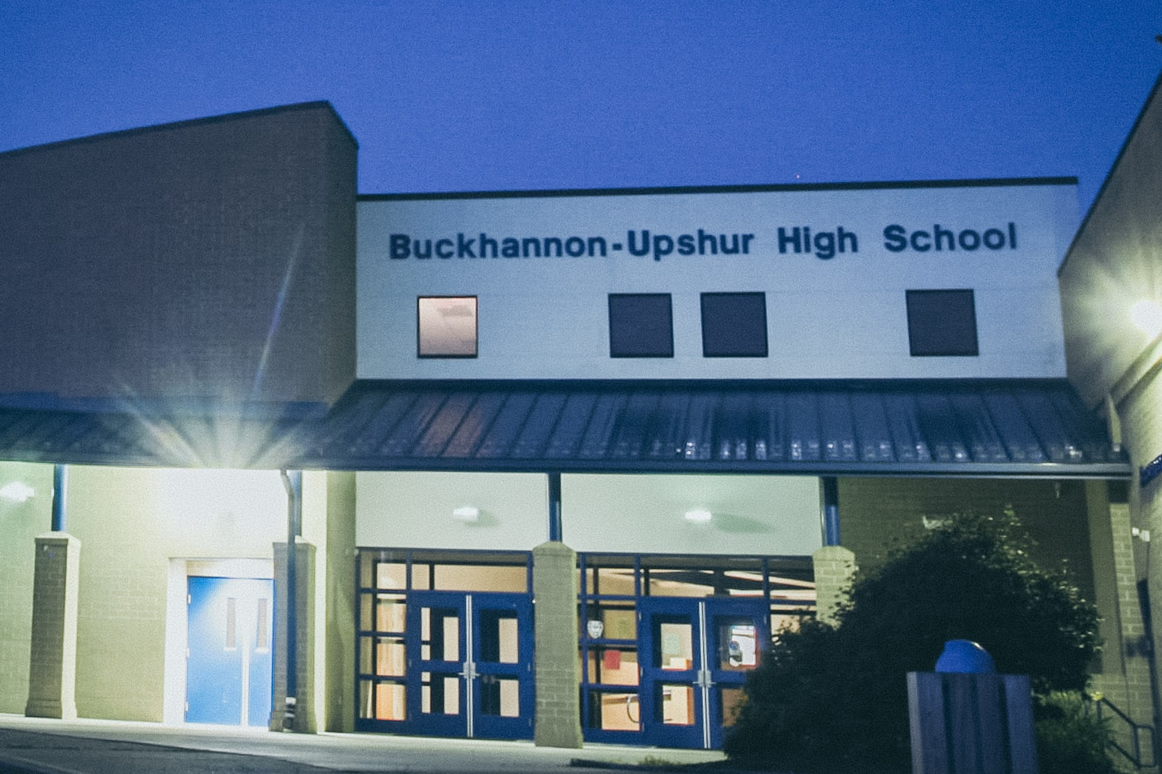 Buckhannon- Upshur High School