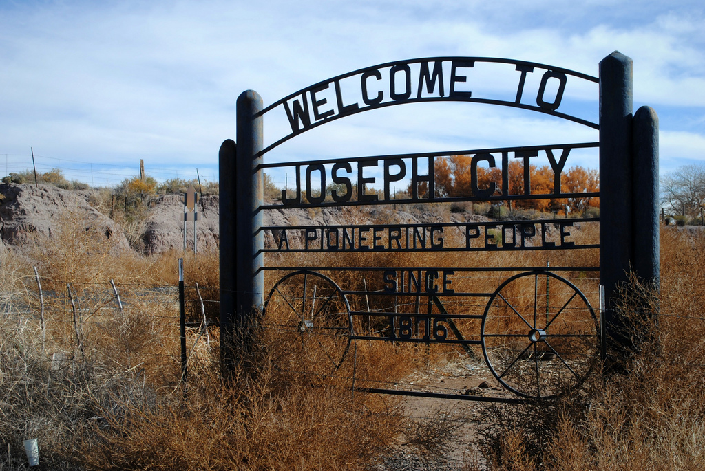 Welcome to Joseph City Sign