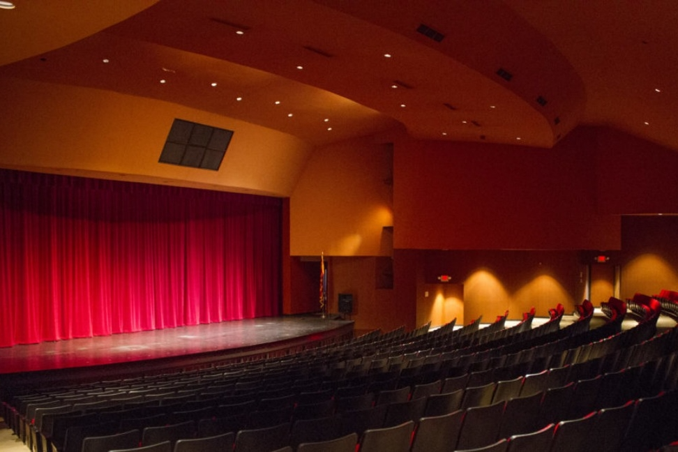 BG Bennett Auditorium